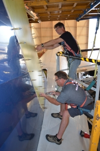 The IAM has led the fight to keep highly skilled Aircraft Mechanics jobs in the United States.