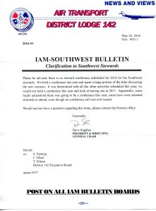 SWA Bulletin